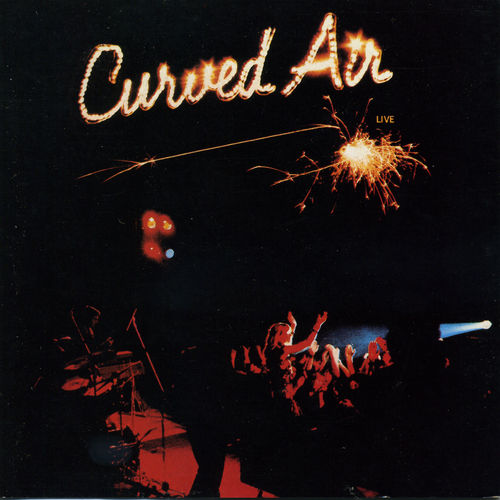 Curved Air by Curved Air