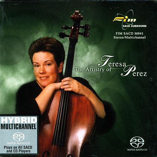 The Artistry of Teresa Perez by Various Artists