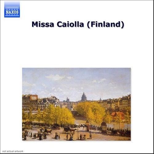 Ramirez: Misa Criolla (Finland) by Heikki Peltola