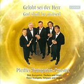 Chamber Music (Baroque) - Clarke, J. / Stanley, J. / Handel, G.F. / Byrd, W. / Mouret, J.-J. / Daquin, L.-C. by Various Artists