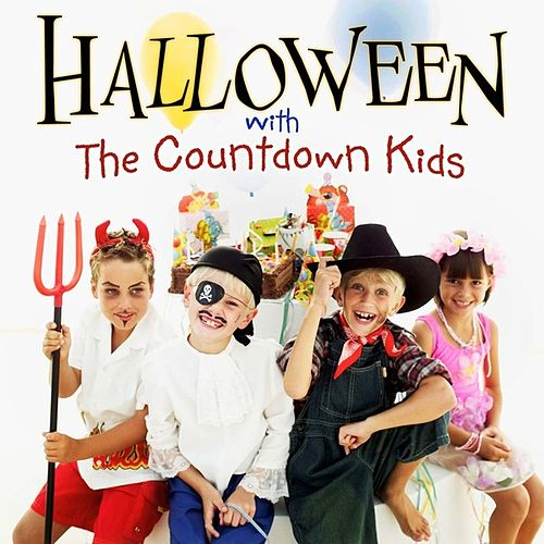 Halloween With The Countdown Kids by The Countdown Kids
