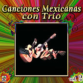 Canciones Mexicanas Con Trio Vol. 2 by Various Artists