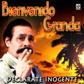 Declarate Inocente - Bienvenido Granda by Bienvenido Granda