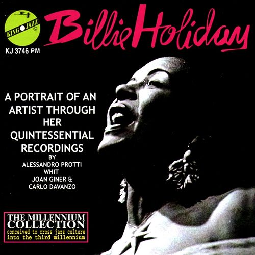 A Portrait Of An Artist 1935-1946 by Billie Holiday