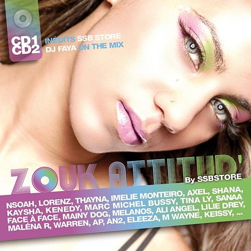 Zouk attitud' by Various Artists