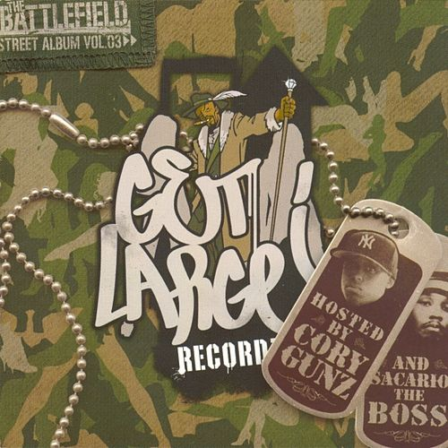The battlefield... Street album vol.3 by Various Artists
