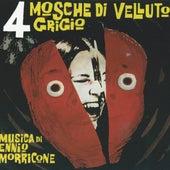 Quattro mosche di velluto grigio by Ennio Morricone