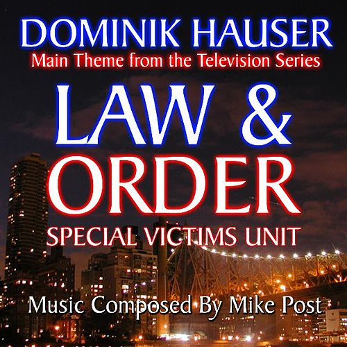 Theme from 'Law And Order: Special Victims Unit' By Mike Post by Dominik Hauser