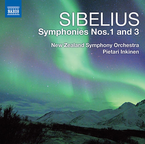 Sibelius: Symphonies Nos. 1 & 3 by Pietari Inkinen