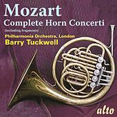 Mozart: Complete Horn Concerti by Barry Tuckwell