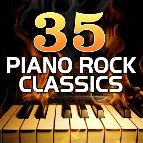 35 Piano Rock Classics by Piano Tribute Players