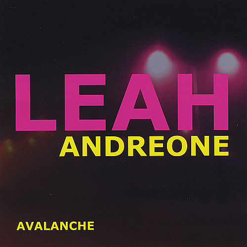 Avalanche by Leah Andreone