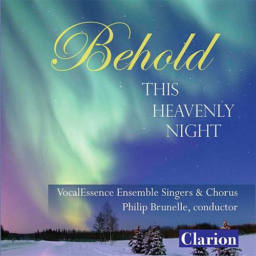 Behold This Heavenly Night by Various Artists