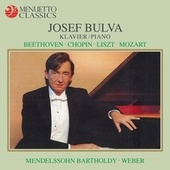 Josef Bulva plays Concert Pieces and Sonatas by Josef Bulva