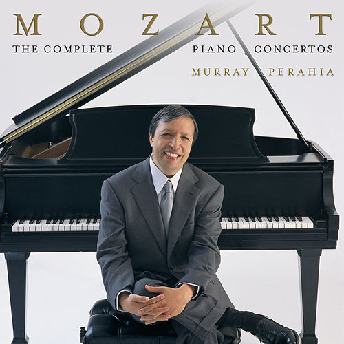 Mozart: The Piano Concertos by Various Artists