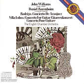 Rodrigo: Concierto de Aranjuez; Villa-Lobos: Concerto for Guitar and Small Orchestra by John Williams (ES)