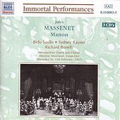 Massenet : Manon by Various Artists