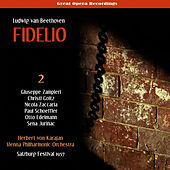 Beethoven: Fidelio, Op. 72, Vol. 2 by Vienna Philharmonic Orchestra
