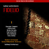 Beethoven: Fidelio, Op. 72, Vol. 1 by Vienna Philharmonic Orchestra