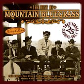 Sound Traditions: The Best Of Mountain Bluegrass, Vol. 1 by Various Artists