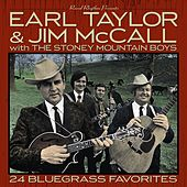 24 Bluegrass Favorites by Earl Taylor & Jim McCall