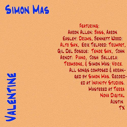 Valentine by Simon Mas