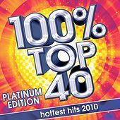 100% Top 40 Hits 2010 (Platinum Edition) by Audio Groove
