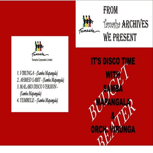 Virunga - Its Disco Time by Samba Mapangala
