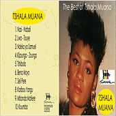 The Very Best Of Tshala Muana by Tshala Muana