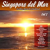 Singapore del Mar Vol.2 (Sunset Beach Café & Chillout Island Lounge) by Various Artists