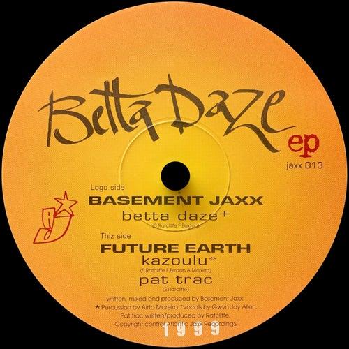 Betta Daze EP by Various Artists