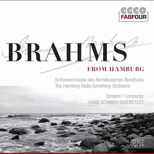 Brahms from Hamburg by Hans Schmidt-Isserstedt