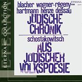Shostakovich: From Jewish Folk Poetry by Various Artists