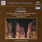Puccini: Boheme (La) (La Scala) (1938) by Various Artists