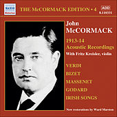 Mccormack, John: Mccormack Edition, Vol. 4: The Acoustic Recordings (1913-1914) by Various Artists