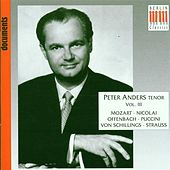 Vocal Recital: Anders, Peter, Vol. 3 by Various Artists