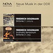 Goldmann, F.: Symphonies Nos. 1 and 3 / Inclination Temporum by Various Artists
