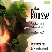 Roussel: Symphonies Nos. 1 and 4 by Christoph Eschenbach
