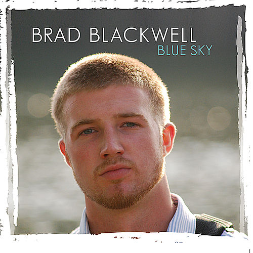 Blue Sky by Brad Blackwell