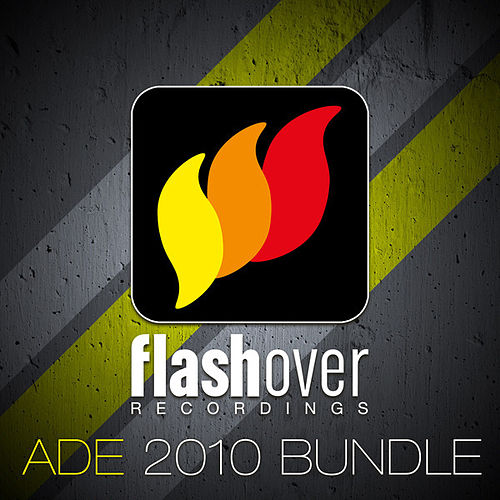 Flashover Recordings ADE 2010 Bundle by Various Artists
