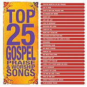 Top 25 Gospel Praise & Worship by Various Artists
