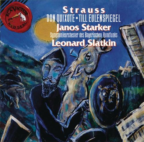 Strauss: Don Quixote / Till Eulenspiegel by Various Artists
