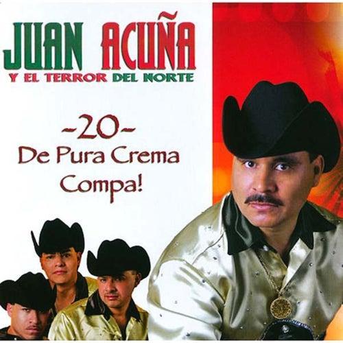 20 De Pura Crema Compa! by Various Artists