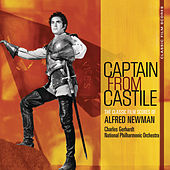 Classic Film Scores: Captain From Castile by Various Artists