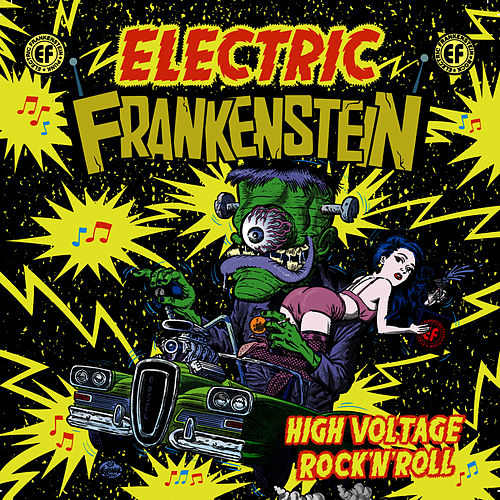 High Voltage Rock 'N' Roll by Electric Frankenstein