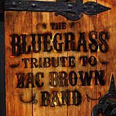 The Bluegrass Tribute to the Zac Brown Band - EP by Pickin' On