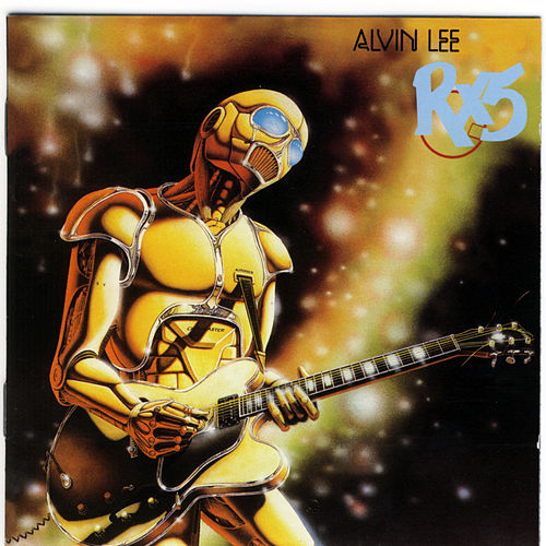 Rx5 by Alvin Lee