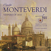Monteverdi: Vespers of the Blessed Virgin & Magnificat by Apollo's Fire