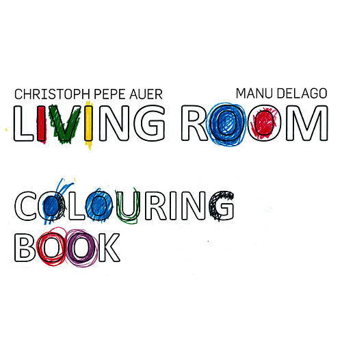 Colouring Book by Living Room