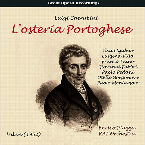 Cherubini: L'osteria Portoghese by RAI Orchestra